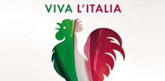 """Gallo Nero Tricolore Consorzio Chianti Classico welcomes the reopening of Italian restaurants and wine bars with a solidarity message addressed to a key sector for Chianti wines. To accompany this message of good wishes the historian Gallo Nero, painted with the colors of the national flag. """"Long live Italy. Long live the desire to be together, to know how to offer and share. Long live the courage of entrepreneurs and their passion for expertly processed raw materials. Welcome back restaurants all over Italy! """" writes Consorzio Chianti Classico."""